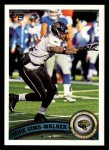2011 Topps #332  Mike Sims-Walker  Front Thumbnail