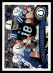 2011 Topps #368   Colts Team Front Thumbnail