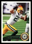 2011 Topps #387  Charles Woodson  Front Thumbnail