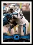 2012 Topps #23  Charles Johnson  Front Thumbnail