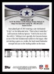 2012 Topps #31  Sean Lee  Back Thumbnail