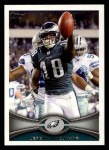 2012 Topps #34  Jeremy Maclin  Front Thumbnail