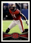 2012 Topps #47  Mark Barron  Front Thumbnail