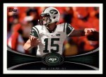 2012 Topps #50  Tim Tebow  Front Thumbnail