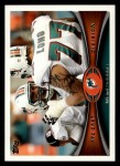 2012 Topps #68   -  Chris Long / Chad Henne Miami Dolphins Front Thumbnail