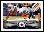 2012 Topps #69  Dez Bryant  Front Thumbnail