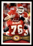 2012 Topps #81   -  Matt Cassel / Branden Albert Kansas City Chiefs Front Thumbnail