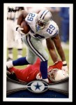 2012 Topps #82  DeMarco Murray  Front Thumbnail