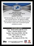2012 Topps #147   -  Stephen Tulloch Detroit Lions Back Thumbnail