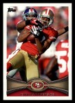 2012 Topps #172  Carlos Rogers  Front Thumbnail