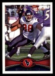 2012 Topps #191  Connor Barwin  Front Thumbnail