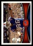 2012 Topps #255  David Nelson  Front Thumbnail