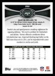 2012 Topps #261  Dustin Keller  Back Thumbnail