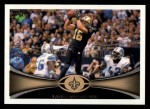 2012 Topps #281  Lance Moore  Front Thumbnail