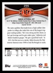 2012 Topps #296  Geno Atkins  Back Thumbnail