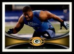 2012 Topps #332  Nick Perry  Front Thumbnail