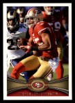 2012 Topps #335  Michael Crabtree  Front Thumbnail