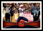 2012 Topps #341  Deion Branch  Front Thumbnail
