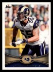 2012 Topps #344  James Laurinaitis  Front Thumbnail