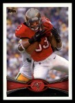 2012 Topps #421  Vincent Jackson  Front Thumbnail