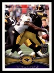 2012 Topps #425  Terrell Suggs  Front Thumbnail