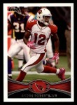 2012 Topps #431  Andre Roberts  Front Thumbnail