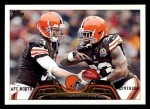 2013 Topps #24   Cleveland Browns Team Front Thumbnail
