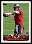 2013 Topps #43  Mike Glennon   Front Thumbnail