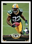 2013 Topps #145  Johnathan Franklin   Front Thumbnail
