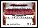 2013 Topps #150  Robert Griffin III  Back Thumbnail