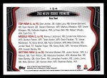 2013 Topps #154    NFLPA Rookie Premiere Back Thumbnail