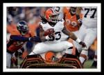2013 Topps #160  Trent Richardson  Front Thumbnail