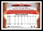 2013 Topps #171  Tamba Hali  Back Thumbnail
