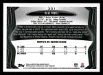 2013 Topps #301  Bilal Powell  Back Thumbnail