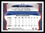 2013 Topps #313  Mario Williams  Back Thumbnail