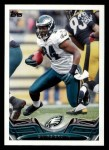 2013 Topps #324  Bryce Brown  Front Thumbnail