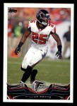 2013 Topps #337  William Moore  Front Thumbnail