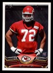 2013 Topps #368  Eric Fisher   Front Thumbnail