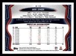 2013 Topps #410  Andre Johnson  Back Thumbnail