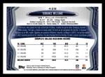 2013 Topps #428  Terrance Williams   Back Thumbnail