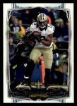 2014 Topps #56  Marques Colston  Front Thumbnail