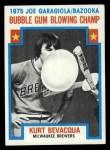 1976 Topps #564   -  Kurt Bevacqua  Bubble Gum Champ Front Thumbnail