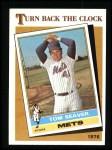 1986 Topps #402   -  Tom Seaver Turn Back The Clock Front Thumbnail