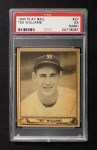 1940 Play Ball #27  Ted Williams  Front Thumbnail