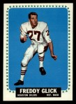 1964 Topps #74  Freddy Glick  Front Thumbnail