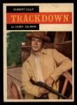 1958 Topps TV Westerns #16   Robert Culp Front Thumbnail