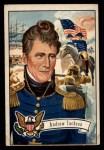 1952 Bowman U.S. Presidents #10  Andrew Jackson  Front Thumbnail