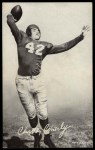 1948 Exhibits Black and White xLNE Charley Conerly   Front Thumbnail