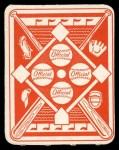 1951 Topps Red Back #26  Luke Easter  Back Thumbnail
