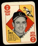 1951 Topps Red Back #49  Al Zarilla  Front Thumbnail